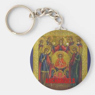 Archangels keychain
