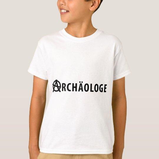 Archäologe icon T-Shirt