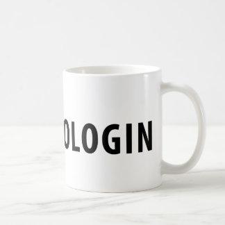 Archäologin icon classic white coffee mug