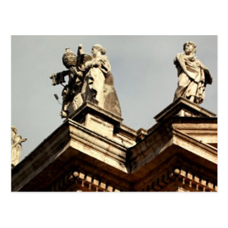Archbasilica papal de St. John Lateran Postales