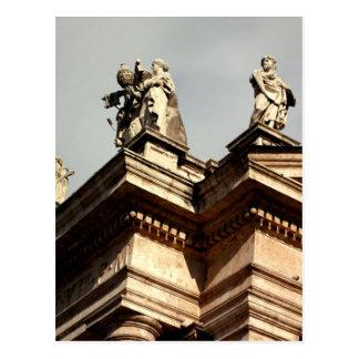 Archbasilica papal de St. John Lateran Tarjetas Postales