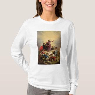 Archbishop Affre on the Barricades, 1848 T-Shirt