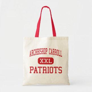 Archbishop Carroll - Patriots - High - Radnor Bags