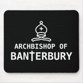 Archbishop of Banterbury Mouse Pad