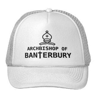 Archbishop of Banterbury Trucker Hat