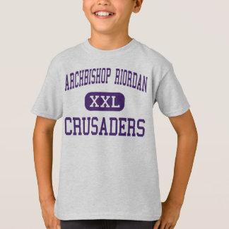 Archbishop Riordan - Crusaders - San Francisco T-Shirt