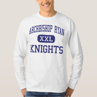 Archbishop Ryan - Knights - High - Omaha Nebraska T-Shirt