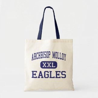 Archbisop Molloy - Eagles - High - Jamaica Budget Tote Bag