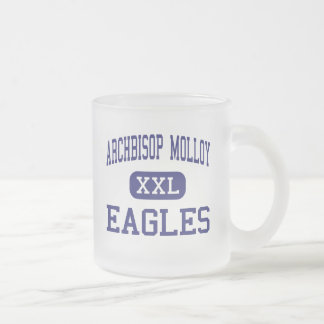 Archbisop Molloy - Eagles - High - Jamaica Frosted Glass Coffee Mug