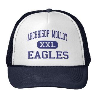 Archbisop Molloy - Eagles - High - Jamaica Trucker Hat