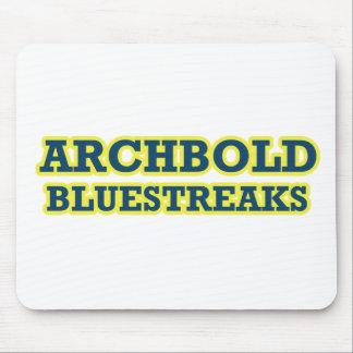 Archbold Bluestreaks Tapete De Ratón