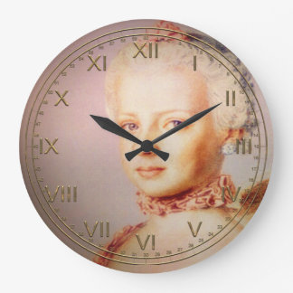 Archduchess  French Baroque Large Clock