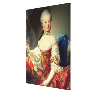 Archduchess Maria Amalia Habsburg-Lothringen Stretched Canvas Prints