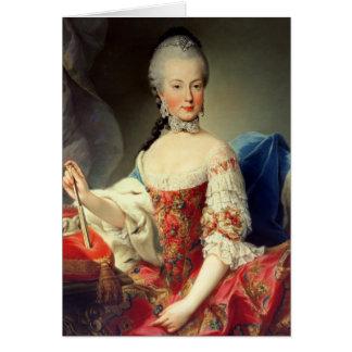 Archduchess Maria Amalia Habsburg-Lothringen Card
