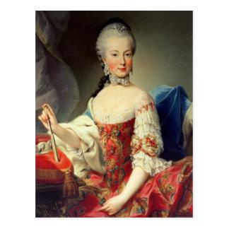 Archduchess Maria Amalia Habsburg-Lothringen Postcard