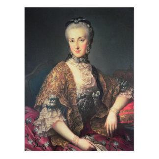 Archduchess Maria Anna Habsburg-Lothringen Postcard
