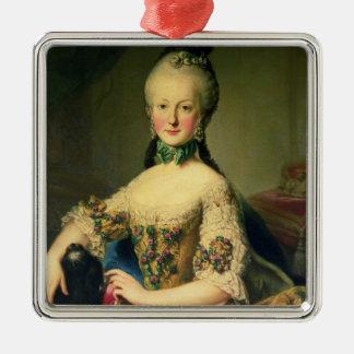 Archduchess Maria Elisabeth Metal Ornament