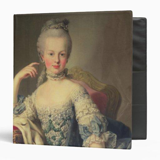 Archduchess Marie Antoinette Binder