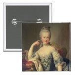 Archduchess Marie Antoinette Button