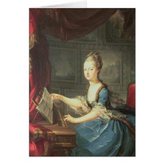 Archduchess Marie Antoinette Habsburg-Lothringen Card