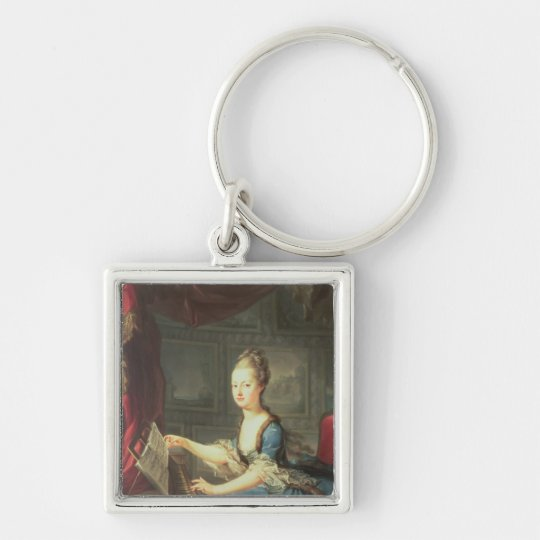 Archduchess Marie Antoinette Habsburg-Lothringen Keychain