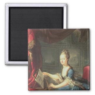 Archduchess Marie Antoinette Habsburg-Lothringen Magnet