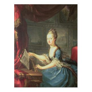 Archduchess Marie Antoinette Habsburg-Lothringen Postcard