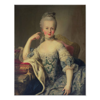 Archduchess Marie Antoinette Print
