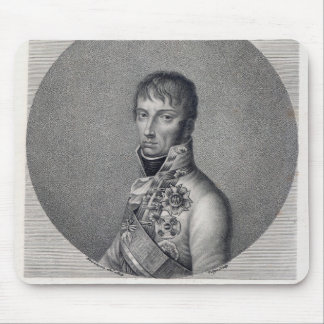 Archduke Charles of Austria Mouse Pad