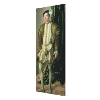 Archduke Ferdinand of Tirol Canvas Print