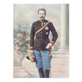 Archduke Franz Ferdinand of Austria Postcard
