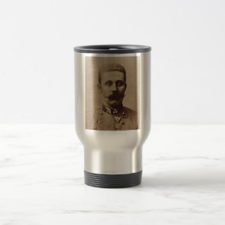 Archduke Franz Ferdinand of Austria Travel Mug