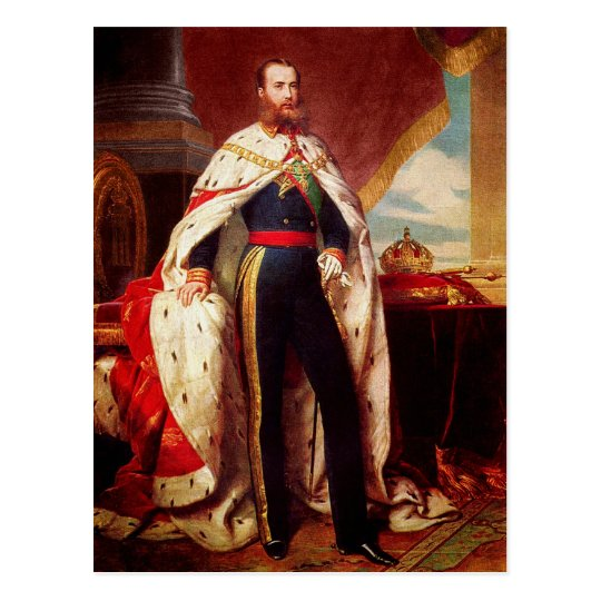 Archduke Maximilian of Austria #019M Postcard
