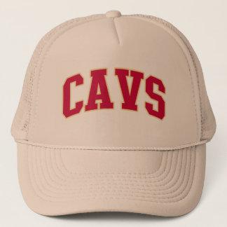 Arched Cavs Cap