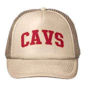 Arched Cavs Cap Trucker Hat