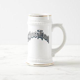 Arched ChooHoo! Coffee Mug