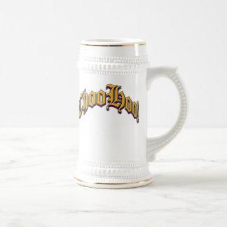 Arched ChooHoo! Mugs