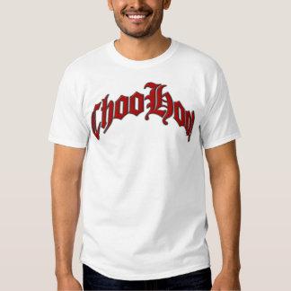 Arched ChooHoo! Tee Shirt
