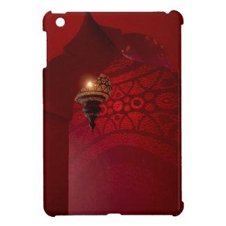 Arched entrance and illuminated lantern iPad mini case