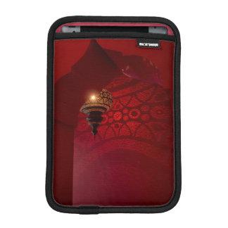 Arched entrance and illuminated lantern sleeve for iPad mini