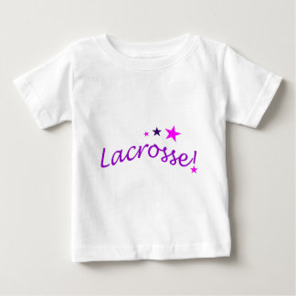 Arched Lacrosse with Stars Tee Shirt