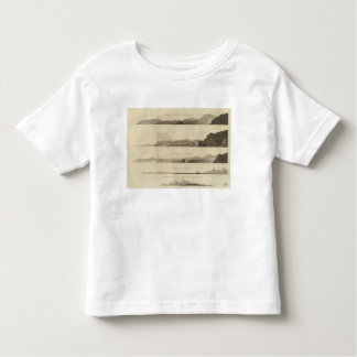 Arched Point, Kerguelen's Land Toddler T-shirt