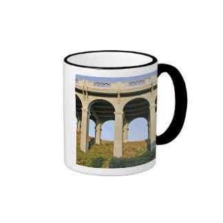 Arched supports Patterson Memorial Bridge Ringer Mug