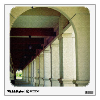 Arched Walkway Wall Sticker