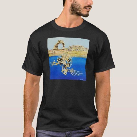 Archelon Dinosaur Sea Turtle.jpg T-Shirt