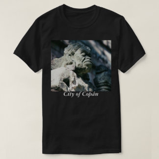 Archeological Site Copan Honduras Photo Designed T-Shirt