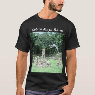 Archeological Site Mayan City of Copan Honduras T-Shirt