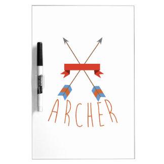 Archer Arrows Dry Erase Whiteboards