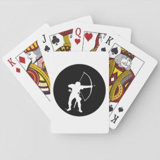 archer barajas de cartas