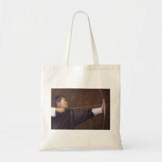 Archer Bhutan Tote Bag